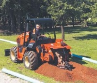 Ditch Witch RT75 and RT95 offer more power