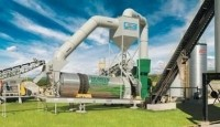 Gencor Green Machine for warm asphalt mix