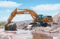 Three new models in Case CX B excavator line
