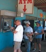 2-D reader for scrapyard ATMs
