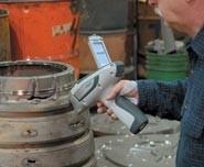 Handheld alloy analyzers