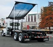 Electric tarp systems