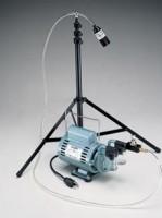 Mold, lead and asbestos sampling pumps