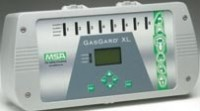 Gas monitor controller is easily configured