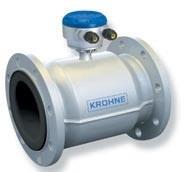 Flow meter incorporates polyurethane liner