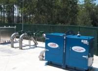 Liftstation backup pump solves sewage pump failures