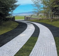 Permeable pavers can help earn LEED credits