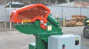 Sweed adds alligator shears to product line