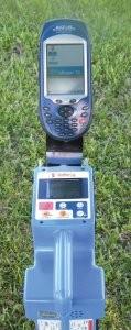 GPS-enabled utility locator