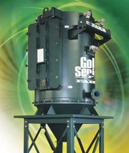 Control dust emissions