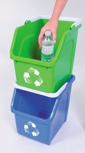 Multi-Recycler designed for small spaces
