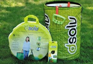 Compostable lawn bags