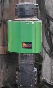 Hydraulic IBOP actuator
