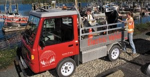 Electric-powered vehicle