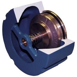 Silent check valves earn certification
