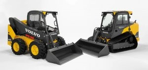 Volvo introduces C Series, single-loader-arm skid steer and tracked loaders