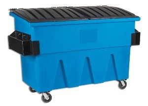 Hybrid commercial containers