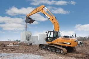 New Case C Series excavators deliver improved fuel economy, faster cycle times
