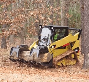Cat 259B Series 3 Vertical-Lift, Compact Track Loader