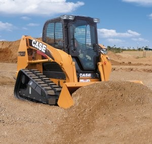 Case Alpha Series compact track loaders