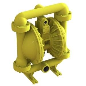 Enhanced AODD pumps