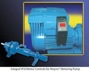 Metering pumps for efficient performance