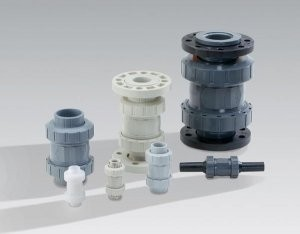 Valves with spherical cone shape design