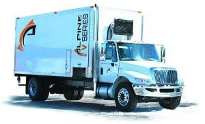 V Series shred trucks