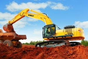 Kobelco's largest Mark 9 excavator tackles heavy applications with ease
