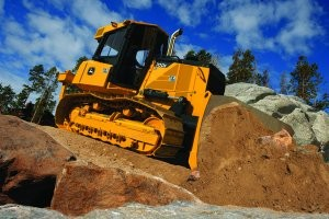 John Deere Launches Efficient K-Series Crawler Dozers with Hydrostatic Transmissions