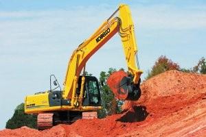 Smallest Mark 9 excavator delivers plenty of power and versatility