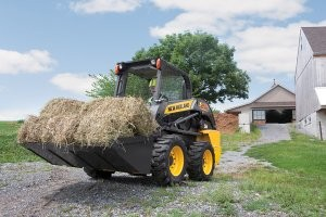 New Holland marks 40 years of skid steer loader manufacturing