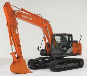 Hitachi introduces the Zaxis 180LC-5: a new model to North America