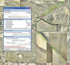 Software tool for pipeline design