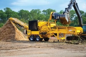 Vermeer HG4000 horizontal grinder offers cost-conscious features