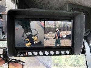 Multi-camera safety system
