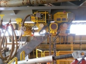User satisfaction with BOP handling equipment in offshore environment