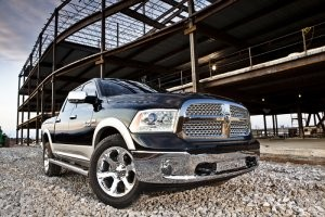 2013 Ram 1500 pickup: fuel efficiency, new technology and new features