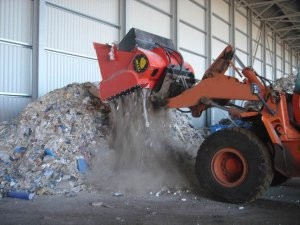 ALLU D-Series Screener Crusher Bucket designed to improve profitability in a variety of operations