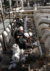 Retrofit upgrade at Turkey's largest refinery chooses Rotork valve automation