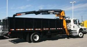 Truck-mount loaders