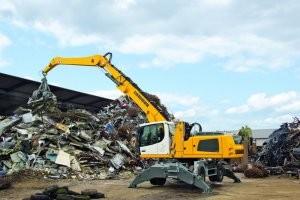 "Liebherr LH 30 M Material Handler a highly versatile ""all-rounder"""