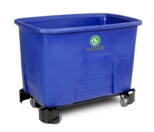 Toter e-waste containers