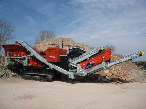REMAX 1312 Maxi impact crusher enters Canadian market