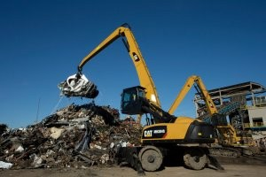 Cat introduces MH3049 and MH3059 material handlers