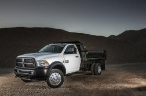 Chrysler Canada: Ram's commercial flagships – 2014 Chassis Cab lineup offers best-in-class towing and exclusive features