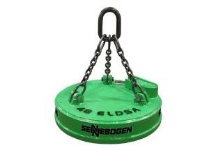 Sennebogen adds lifting magnets