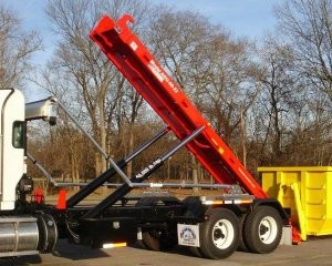 Cable-hoist allows for increased capacity  with reduced weight