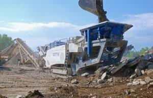 Mobirex MR 130 ZS EVO Impact Crusher