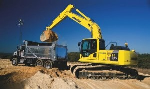 Trimble Payload Management System Optimizes Excavator Payload and Productivity